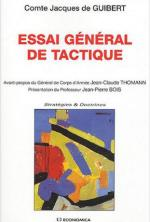37823 - De Guibert, J. - Essai General de Tactique