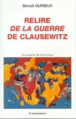37833 - Durieux, B. - Relire de la guerre de Clausewitz