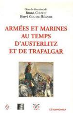 37837 - Colson, B. cur - Armees et Marines au temps d'Austerlitz et de Trafalgar