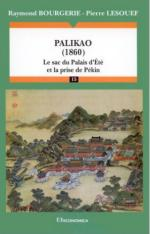 37840 - Bourgerie-Lesoeuf, R.-P. - Palikao 1860. Le sac du Palais d'Ete et la prise de Pekin
