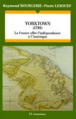 37841 - Bourgerie, R. - Yorktown 1781. La France offre l'independance a l'Amerique