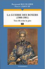 37842 - Bourgerie, R. - Guerre des Boxers 1900-1901 (La)