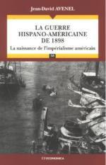 37845 - Avenel, J. - Guerre hispano-americaine. La naissance de l'imperialisme americain (La)