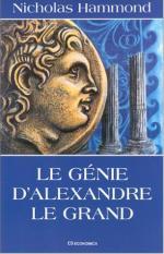 37846 - Hammond, N. - Genie d'Alexandre le Grand (Le)