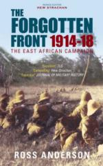 37848 - Anderson, R. - Forgotten Front 1914-18. The East African Campaign (The)