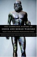 37874 - AAVV,  - Cambridge History of Greek and Roman Warfare Vol 1: Greece, the Hellenistic World and the Rise of Rome