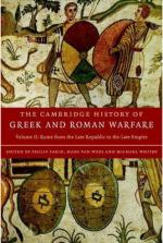 37875 - AAVV,  - Cambridge History of Greek and Roman Warfare Vol 2: Rome from the Late Republic to the Late Empire (2 Tomi)