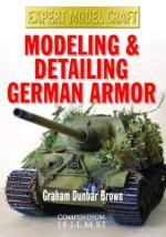 37877 - Dunbar Brown, G. - Expert Model Craft. Modeling and Detailing German Armor DVD