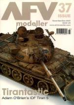 37907 - AFV Modeller,  - AFV Modeller 037. Tirantastic