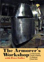 37915 - Fuller, P. - Armorer's Workshop Vol 1. A Step-by-Step Guide to making a Medieval great Helm (The) DVD