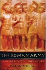 38202 - Southern, P. - Roman Army. A Social and Institutional History (The)