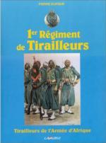38273 - Dufour, P. - 1er Regiment de Trailleurs. Tirailleurs de l'Armee d'Afrique