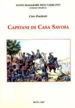 38329 - Paoletti, C. - Capitani di Casa Savoia