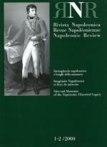 38407 - AAVV,  - Rivista Napoleonica Vol 01-02 / 2000 (Libro+opuscolo)