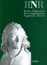 38409 - AAVV,  - Rivista Napoleonica Vol 04 - 2/2001