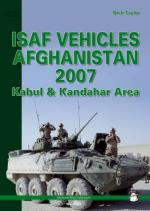 38503 - Taylor, D. - ISAF Vehicles Afghanistan 2007. Kabul and Kandahar Area