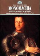38631 - Altoni, F. - Monomachia. Trattato dell'arte di scherma