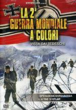 38681 - AAVV,  - 2a Guerra Mondiale a colori. Vista dai Tedeschi (La) DVD