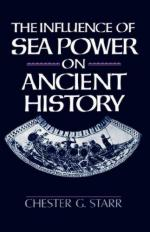38704 - Starr, C.G. - Influence of Sea Power on Ancient History (The)