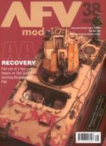 38705 - AFV Modeller,  - AFV Modeller 038. AA Recovery