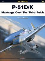 38767 - Szlagor, T. - Air Battles 05: P-51 D/K Mustangs Over the Third Reich
