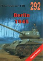 38781 - Szejn, D. - No 292 Berlin 1945 (Tank Power Vol LXII)