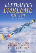38854 - Ketley-Rolfe, B.-M. - Luftwaffen Embleme 1939-1945