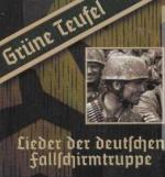 38886 - AAVV,  - Gruene Teufel. Lieder der deutschen Fallschirmtruppe CD