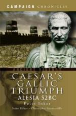 38910 - Inker, P. - Caesar's Gallic Triumph. Alesia 52 BC