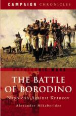 38924 - Mikaberidze, A. - Battle of Borodino. Napoleon against Kutusov