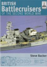 38932 - Backer, S. - British Battlecruisers of the World War Two - Shipcraft Series 7
