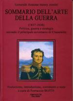 38949 - Jomini, A.H. de - Sommario dell'arte della guerra Vol 1 - Cofanetto
