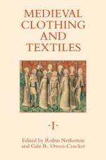 38960 - Netherton-Owen Crocker, R.-G. cur - Medieval Clothing and Textiles Vol 01