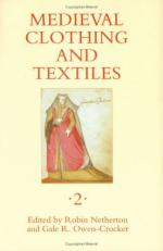38961 - Netherton-Owen Crocker, R.-G. cur - Medieval Clothing and Textiles Vol 02