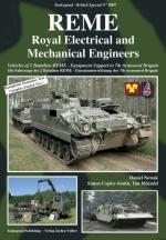 39120 - Nowak-Copley Smith-Maetzold, D.-S.-T. - Tankograd British Special 9007: REME Royal Electrical and Mechanical Engineers - Vehicles of 2nd Battalion REME - Equipment Support to 7th Armoured Brigade