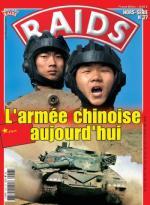 39143 - Raids, HS - HS Raids 27: L'Armee Chinoise aujourd'hui
