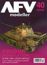 39167 - AFV Modeller,  - AFV Modeller 040. Colour Modulation