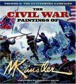 39220 - Kuenstler, M. - Civil War Paintings of Mort Kuenstler Vol 3: The Gettysburg Campaign