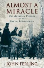 39221 - Ferling, J. - Almost a Miracle. The American Victory in the War of Independence