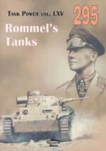 39226 - Ledwoch, J. - No 295 Rommel's Tanks (Tank Power Vol LXV) ENGLISH