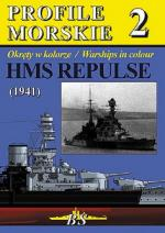 39234 - Brzezinski, S. - Warships in Colour 02: Repulse 1941