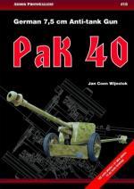 39247 - Wijnstok, J.C. - Armor Photogallery 18: German 7,5 cm Anti-Tank Gun PaK 40