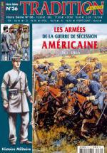 39290 - Tradition, HS - Tradition HS 36. Les armees de la guerre de Secession americaine 1861-1865