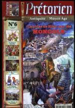 39291 - Pretorien,  - Pretorien 06. La prise de Kiev par les Mongols