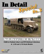39389 - Koran-Velek, F.-M. - In Detail Special 05: Famo Sd.Kfz. 9 in detail