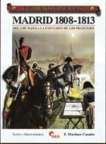 39398 - Martinez Canales, F. - Guerreros y Batallas 044: Madrid 1808-1813
