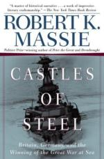 39436 - Massie, R. K. - Castles of Steel. Britain, Germany and the Winning of the Great War at Sea