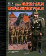 39492 - Laparra, J.C. - German Infantryman 1914-1918