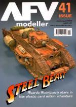 39494 - AFV Modeller,  - AFV Modeller 041. Steel Beast