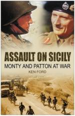 39547 - Ford, K. - Assault on Sicily. Monty and Patton at War